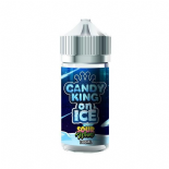 Candy King Sour Worms on Ice E-liquid Shortfill